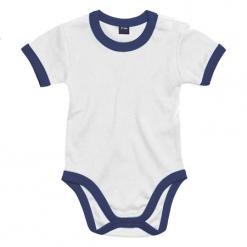 Body bébé bicolore