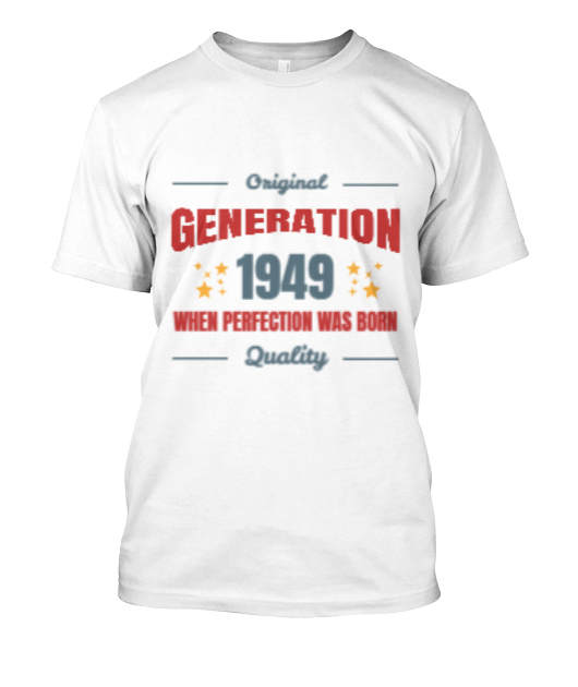 Original Generation 1949